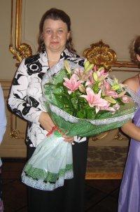 Оля Агафонова, 15 апреля 1962, Санкт-Петербург, id20468860
